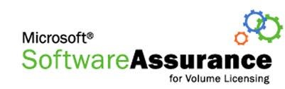 Software Assurance for Volume Licensing