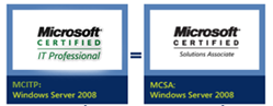 Windows Server Certifications